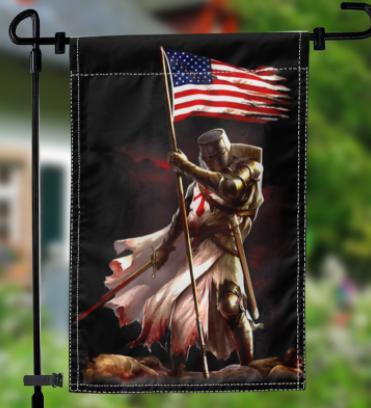 American knight flag 2
