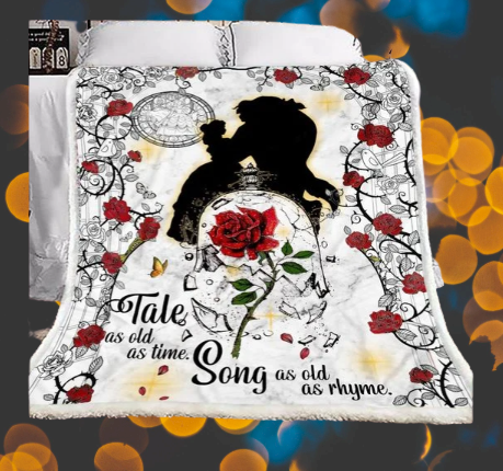 Take as old as time song as old as rhyme blanket 2