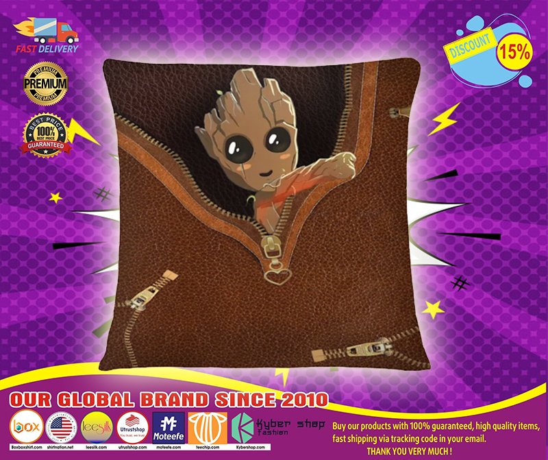 Baby Groot all over print tote bag 4
