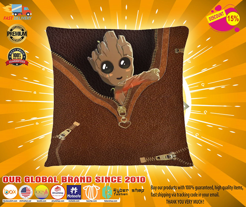 Baby Groot all over print tote bag 3