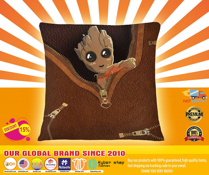 Baby Groot all over print tote bag 1