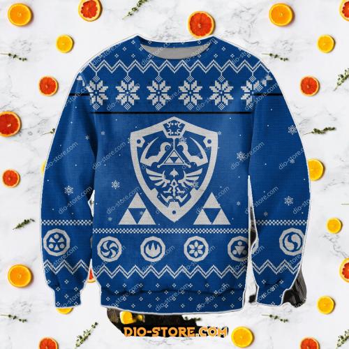 The Legend of Zelda sweater 7