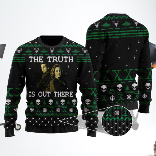 The truth is out there sweater 5