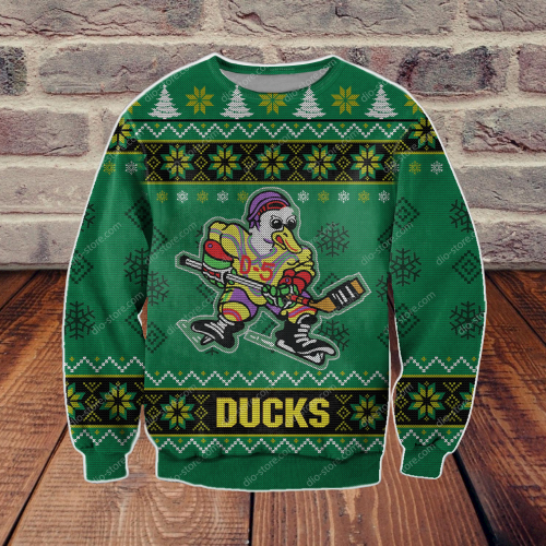 The mighty ducks sweater 5