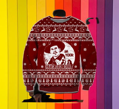 TOMBSTONE UGLY CHRISTMAS SWEATER