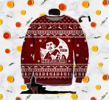 TOMBSTONE UGLY CHRISTMAS SWEATER 7