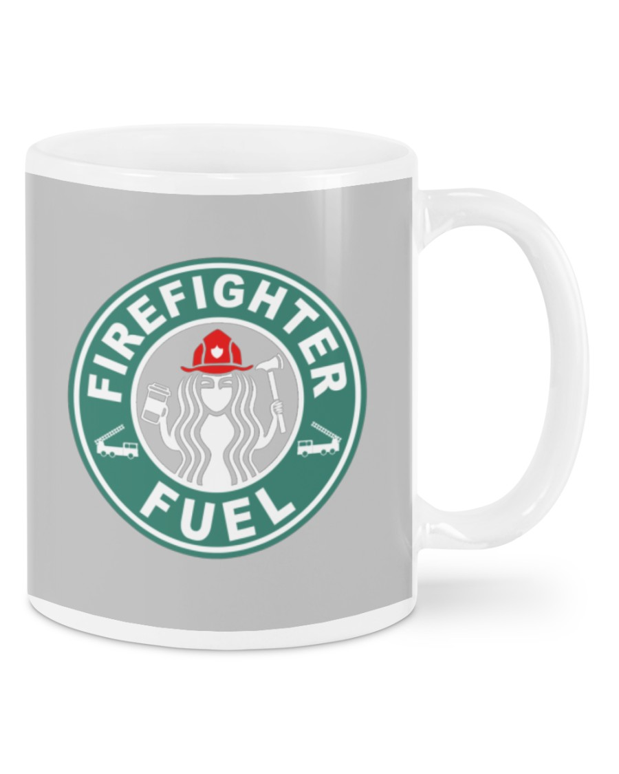 Starbuck Firefighter fuel mug 21
