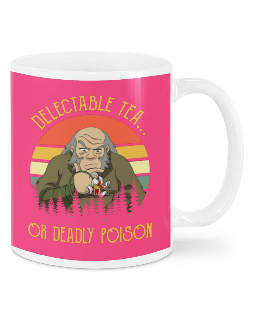 Uncle Iroh Delectable tea or deadly poison mug 21
