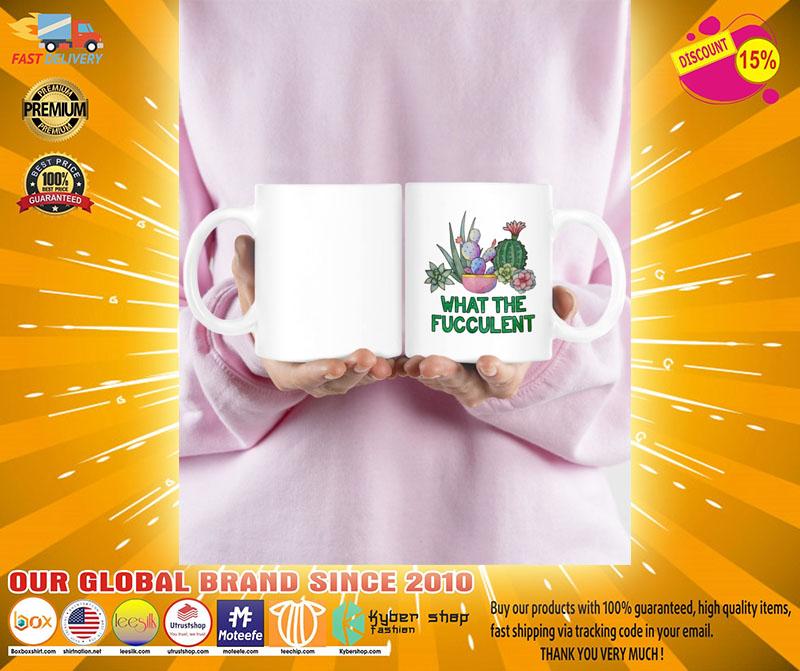 Cactus what the fucculent mug4