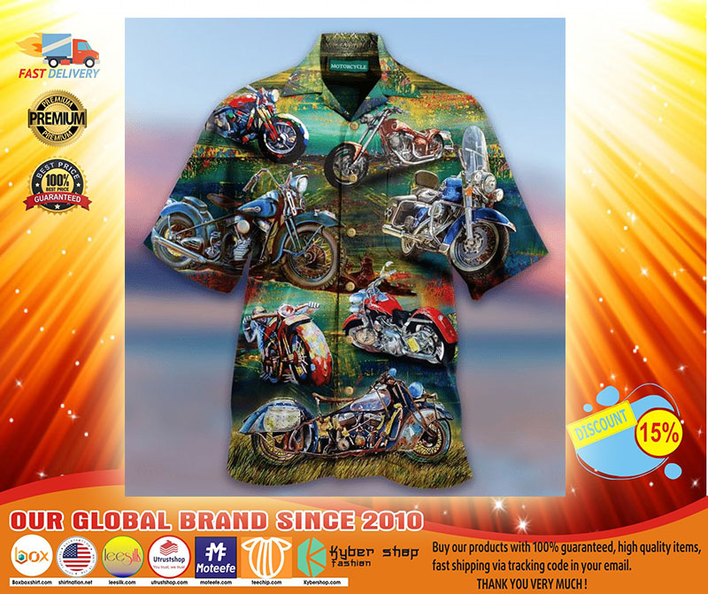 Freedom is a full tank motocycle hawaiian4