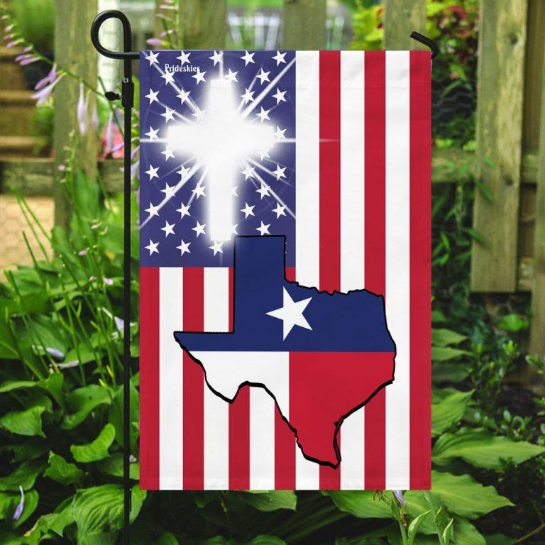 Texas American flag4