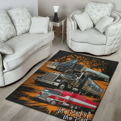 The best of the best trucker rug4