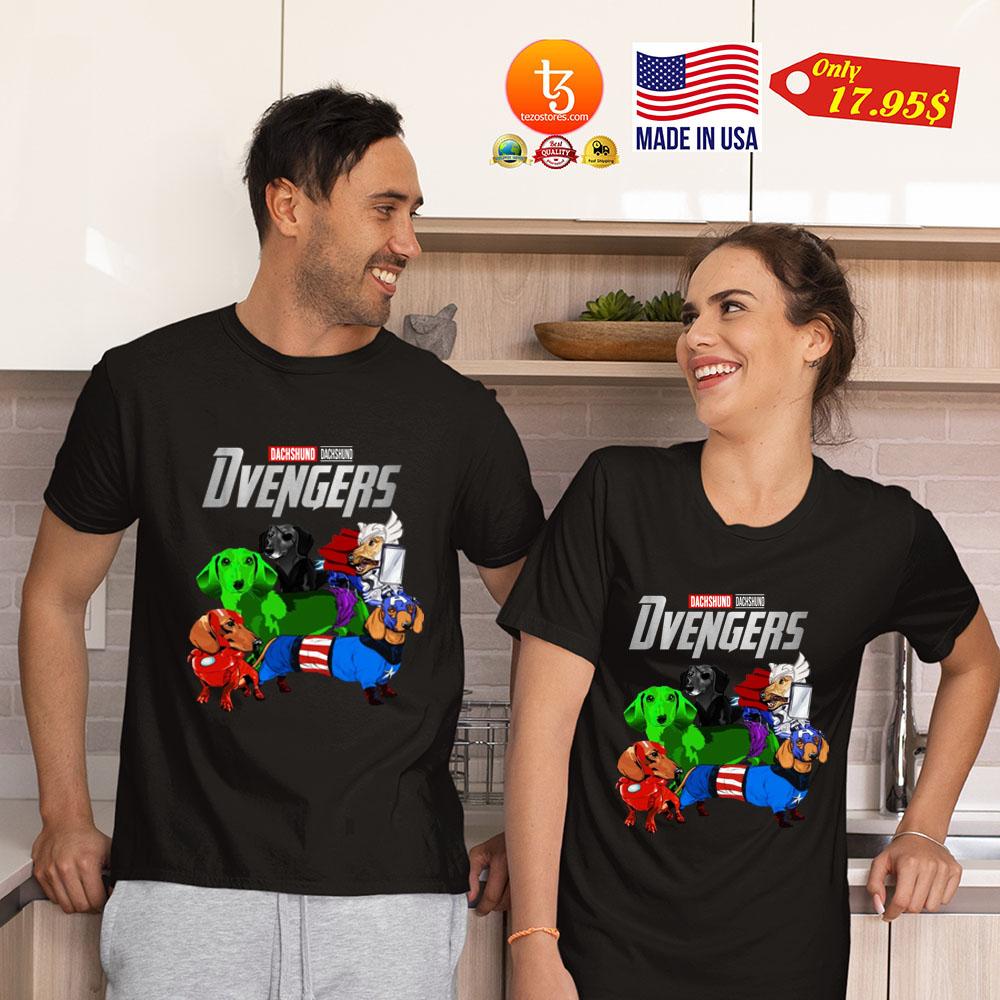 Dachsund Avengers Shirt 21