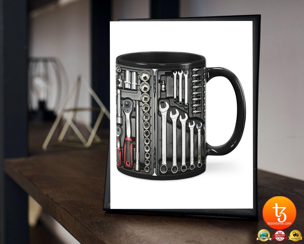Mechanic toolbox mug 19