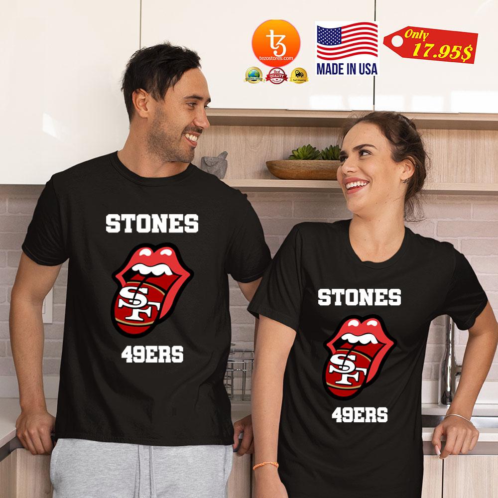 Stones 49ers Shirt 21