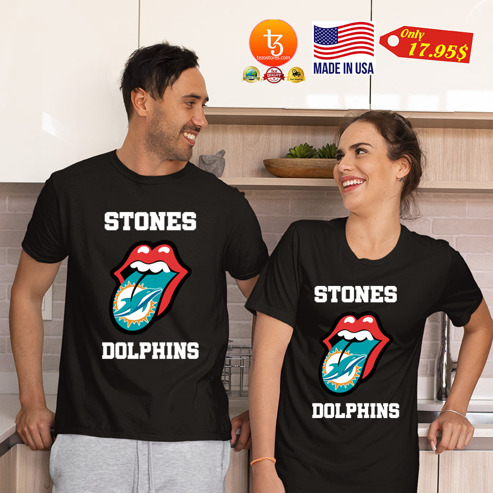 Stones Dolphins Shirt 21