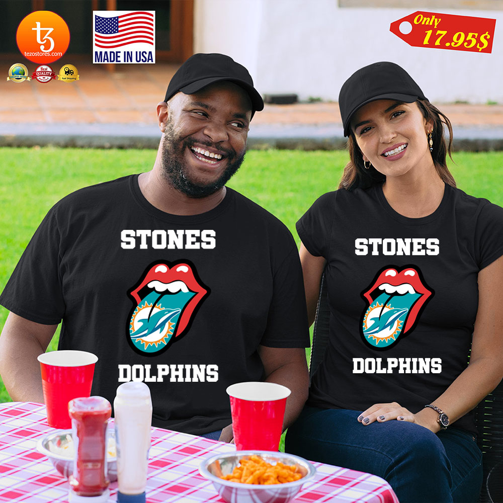 Stones Dolphins Shirt 23