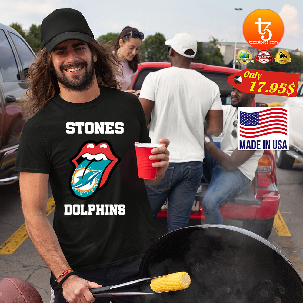 Stones Dolphins Shirt 25