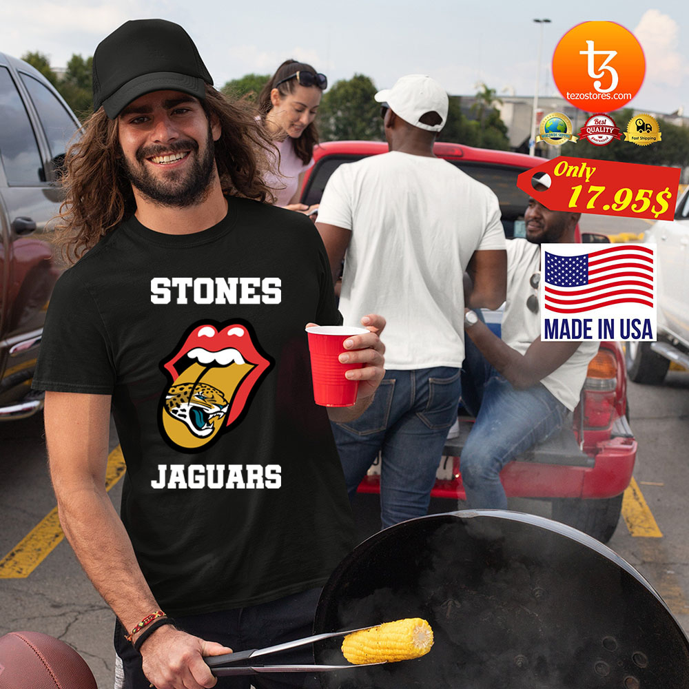 Stones Jaguars Shirt 25