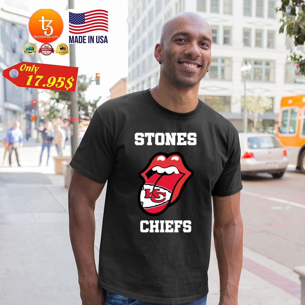 Stones chiefs Shirt 19