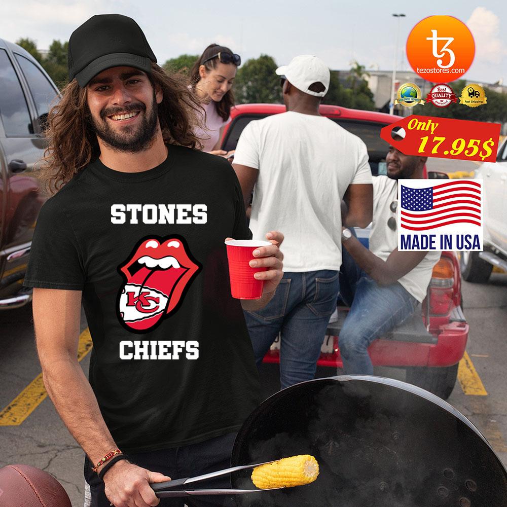 Stones chiefs Shirt 25