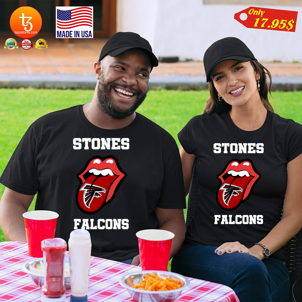 Stones falcons Shirt 23