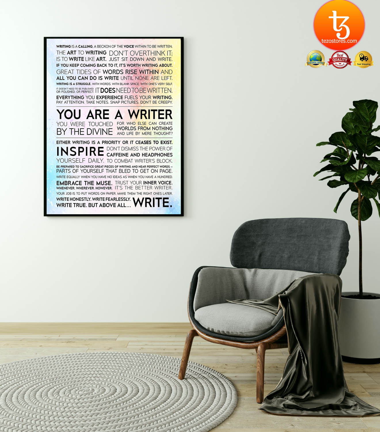 The Writing Manifesto Writer Inspiration 23