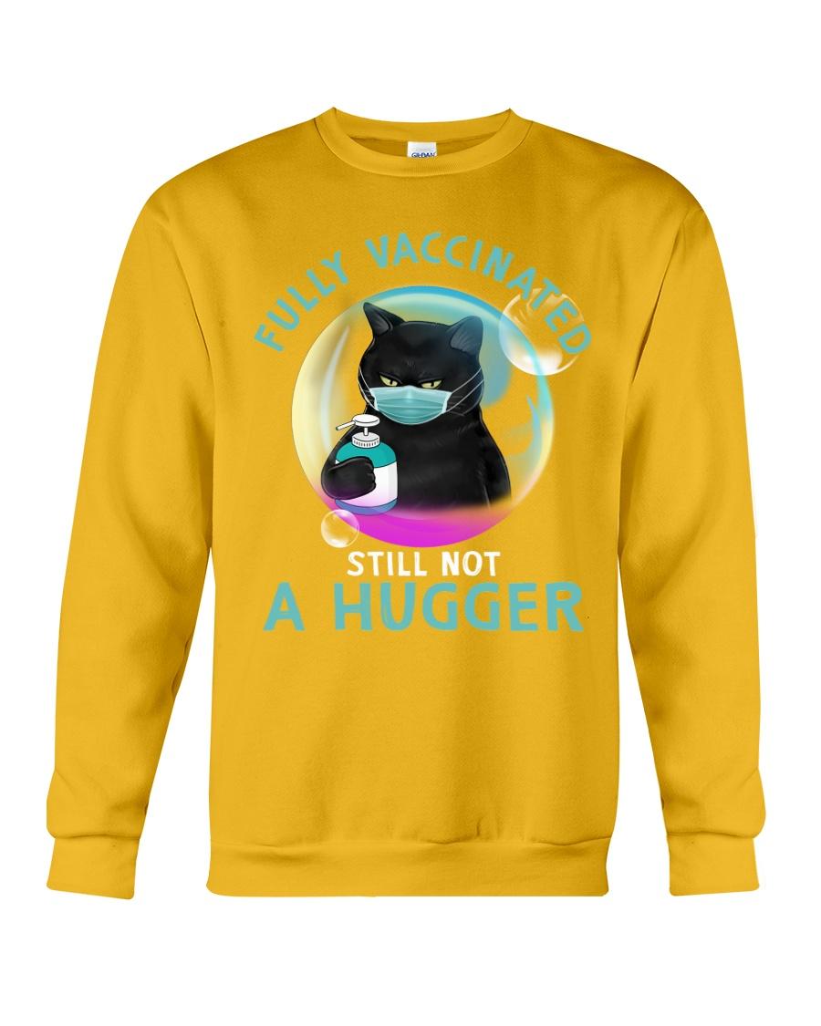 Cat Fully vaccinated still not a hugger Shirt 23