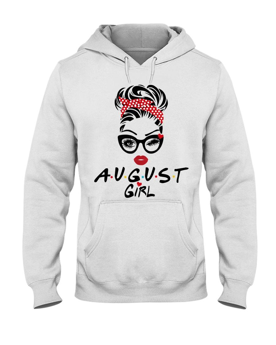August Girl Wink eyes Shirt 4