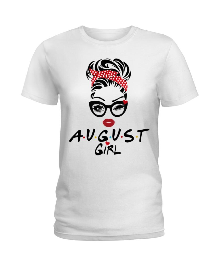 August Girl Wink eyes Shirt 3