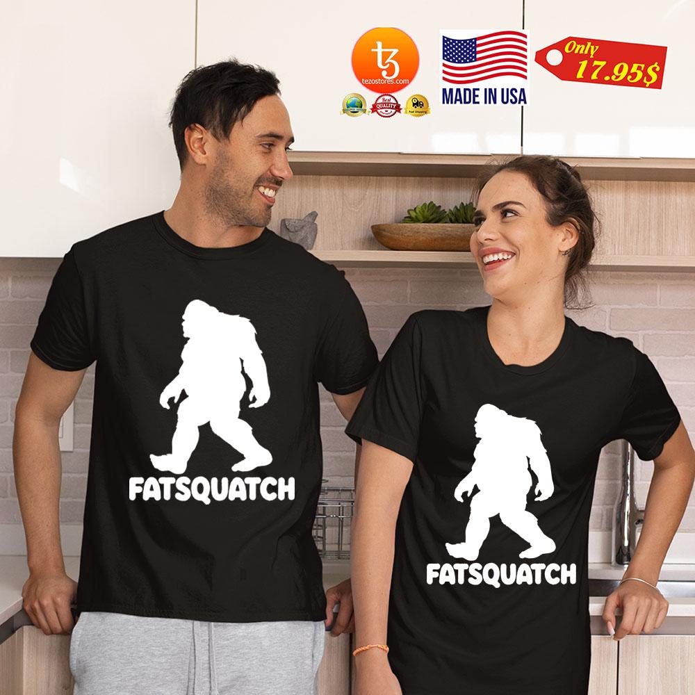 Bigfood Fatsquatch Shirt 23