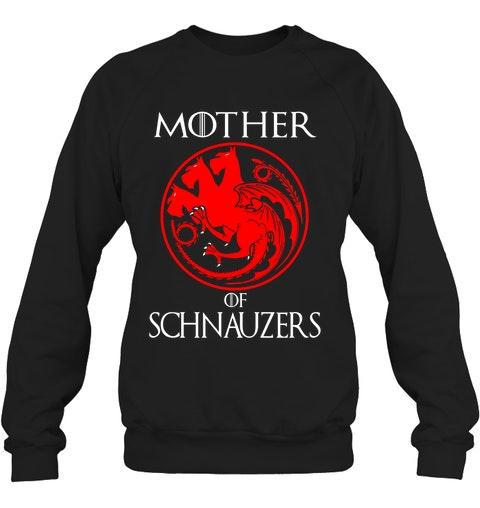 Dragon Mother of Schnauzers Shirt 2
