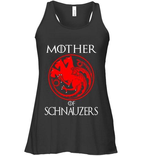 Dragon Mother of Schnauzers Shirt 4