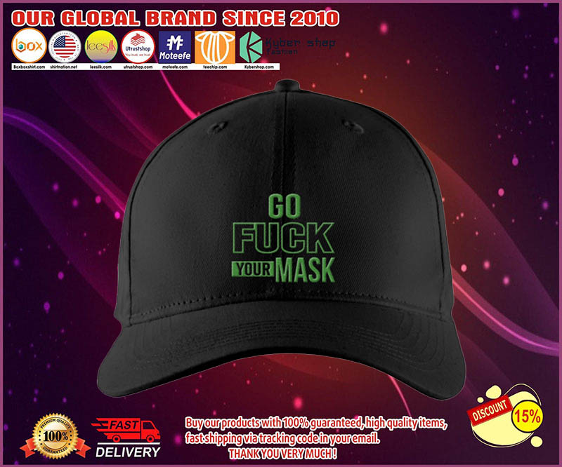 Go fuck your mask hat 19