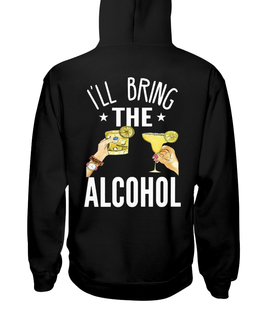 I'll Bring The Alcohol Shirt and Hoodie 4