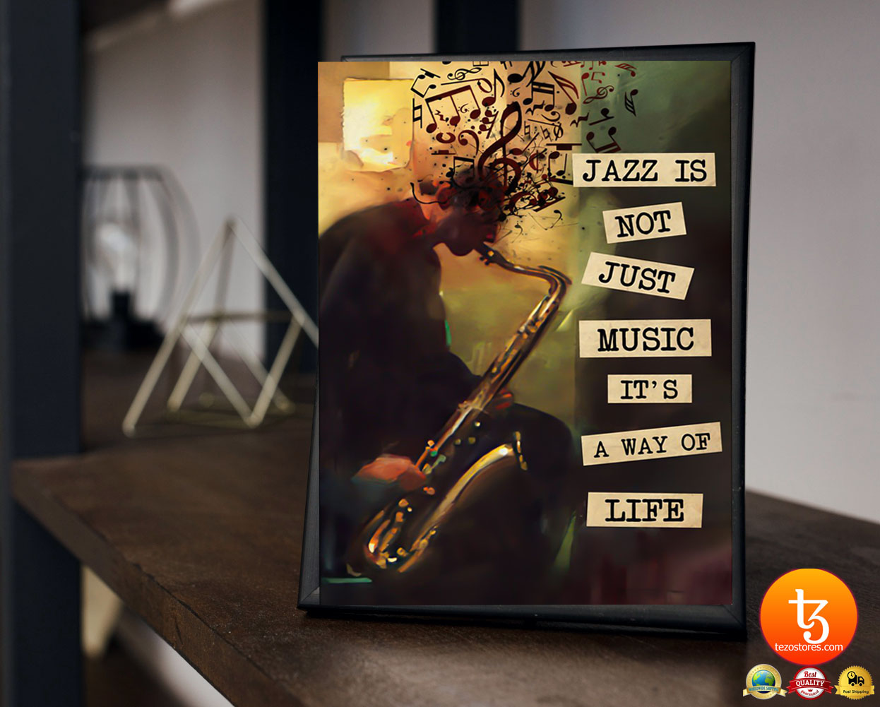 Jazz is not just music it's a way of life poster 19