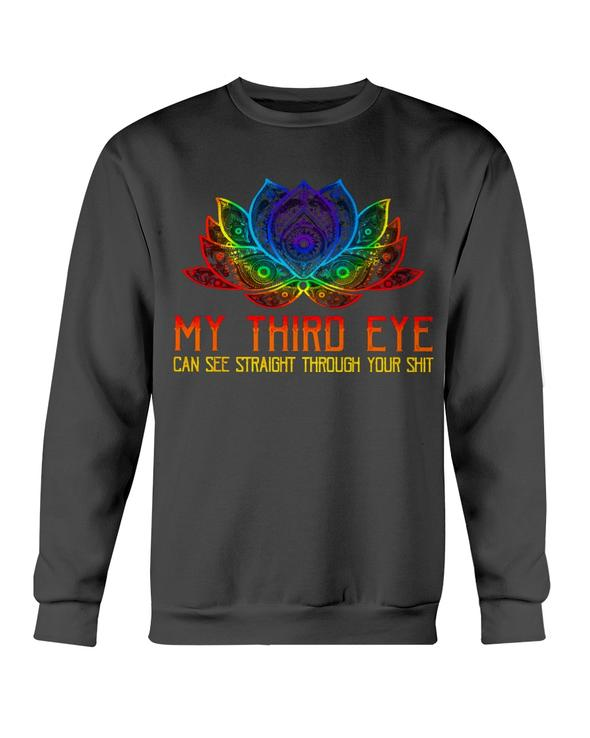 My Third Eye Can See Straight Throught Your Shirt 4
