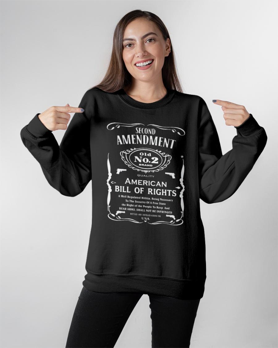 Second Amendment 01d No.2 Brand Shirt 4