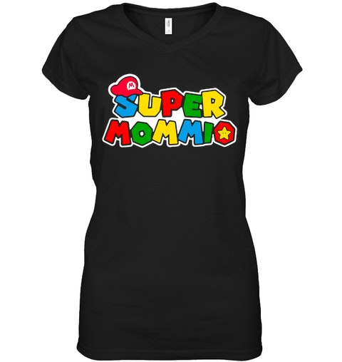 Super mommio Shirt 2
