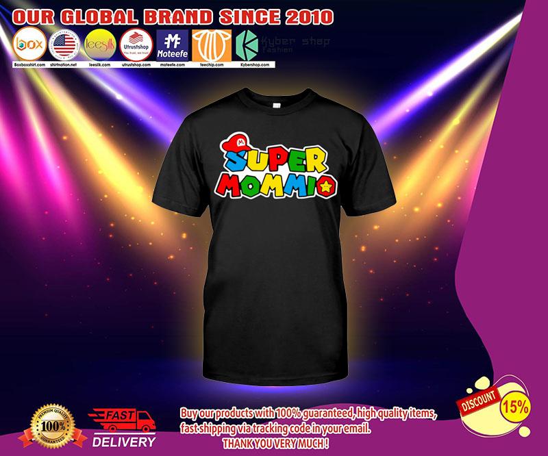 Super mommio shirt, hoodie 2
