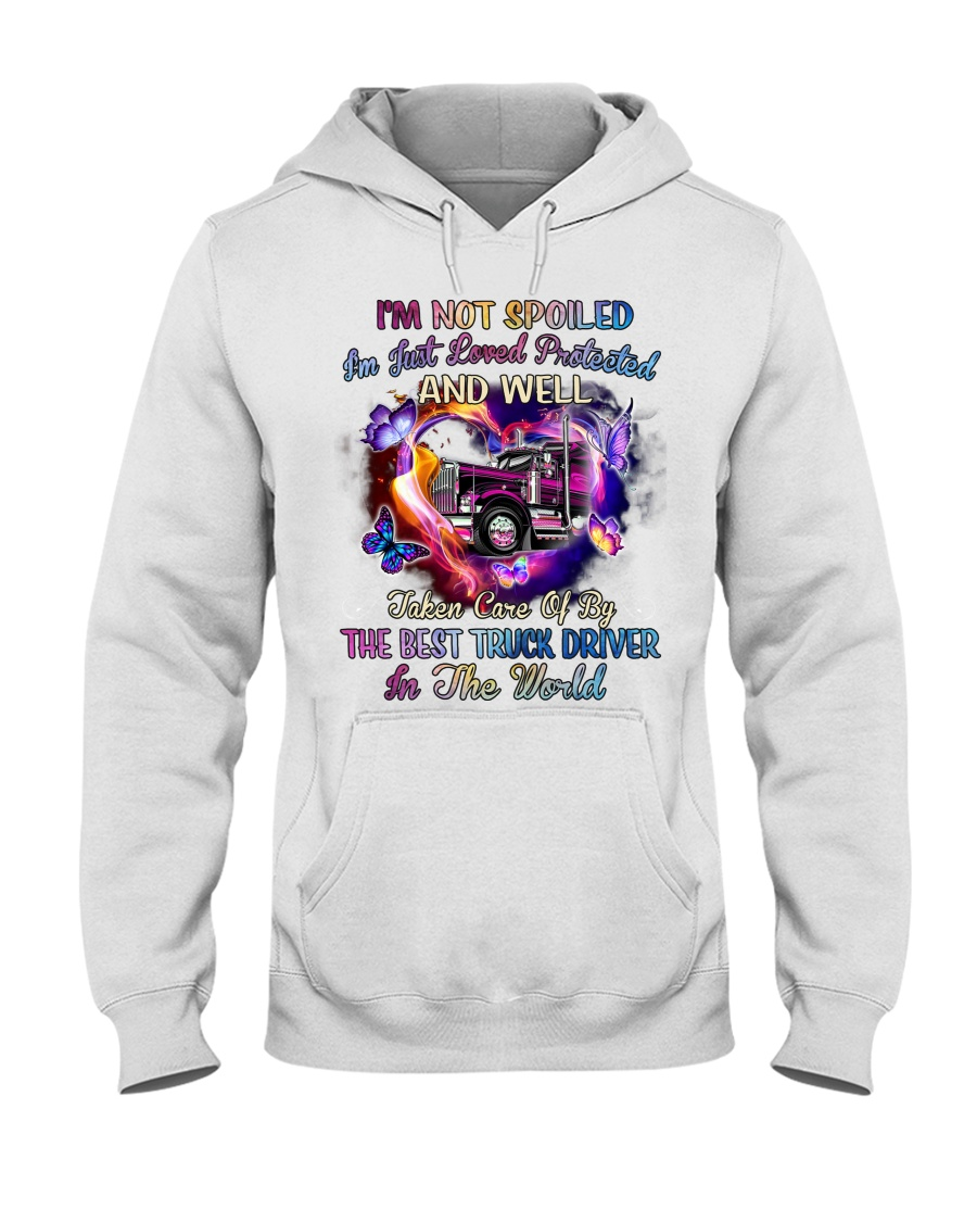 Im not spoiled im fast loved proteeted and well Shirt 19