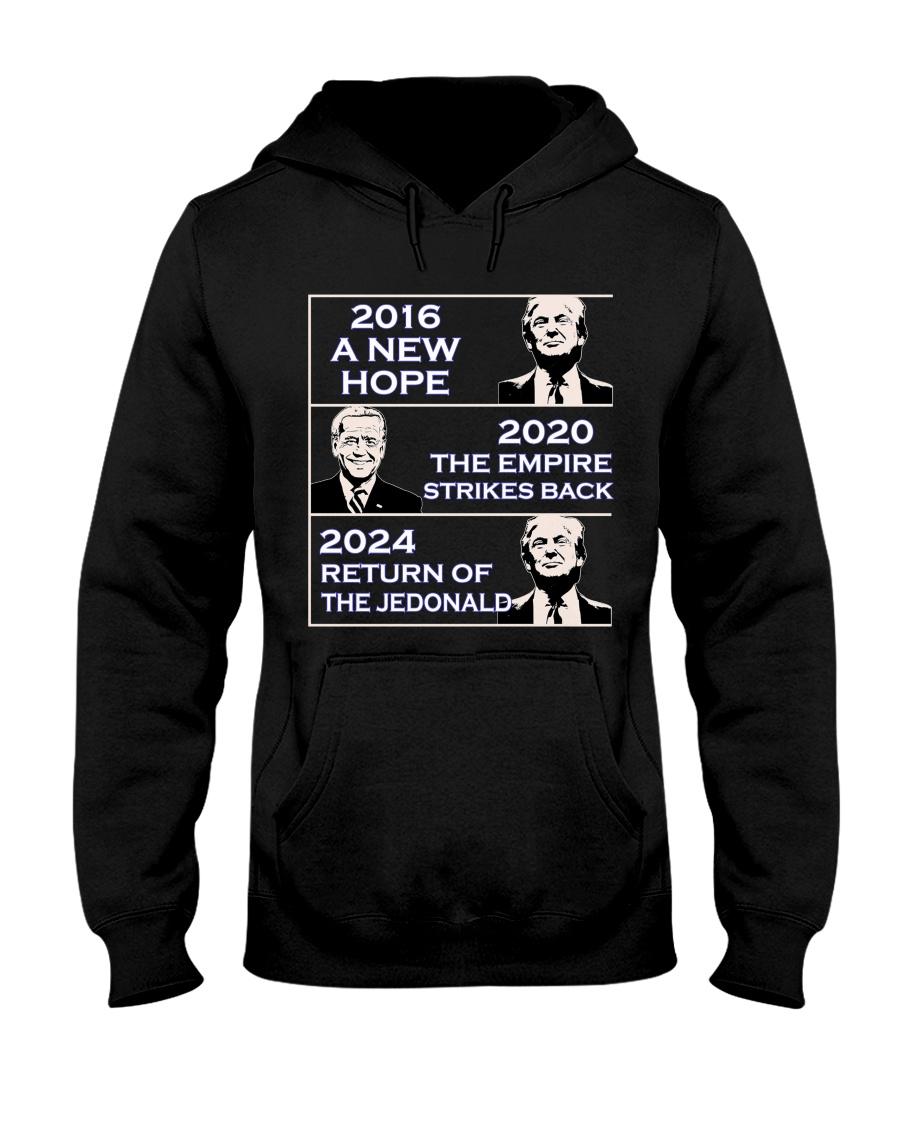 America 2016 A New 2020 The Empire Strikes Back 2024 Return Of The Jedonald Shirt 21
