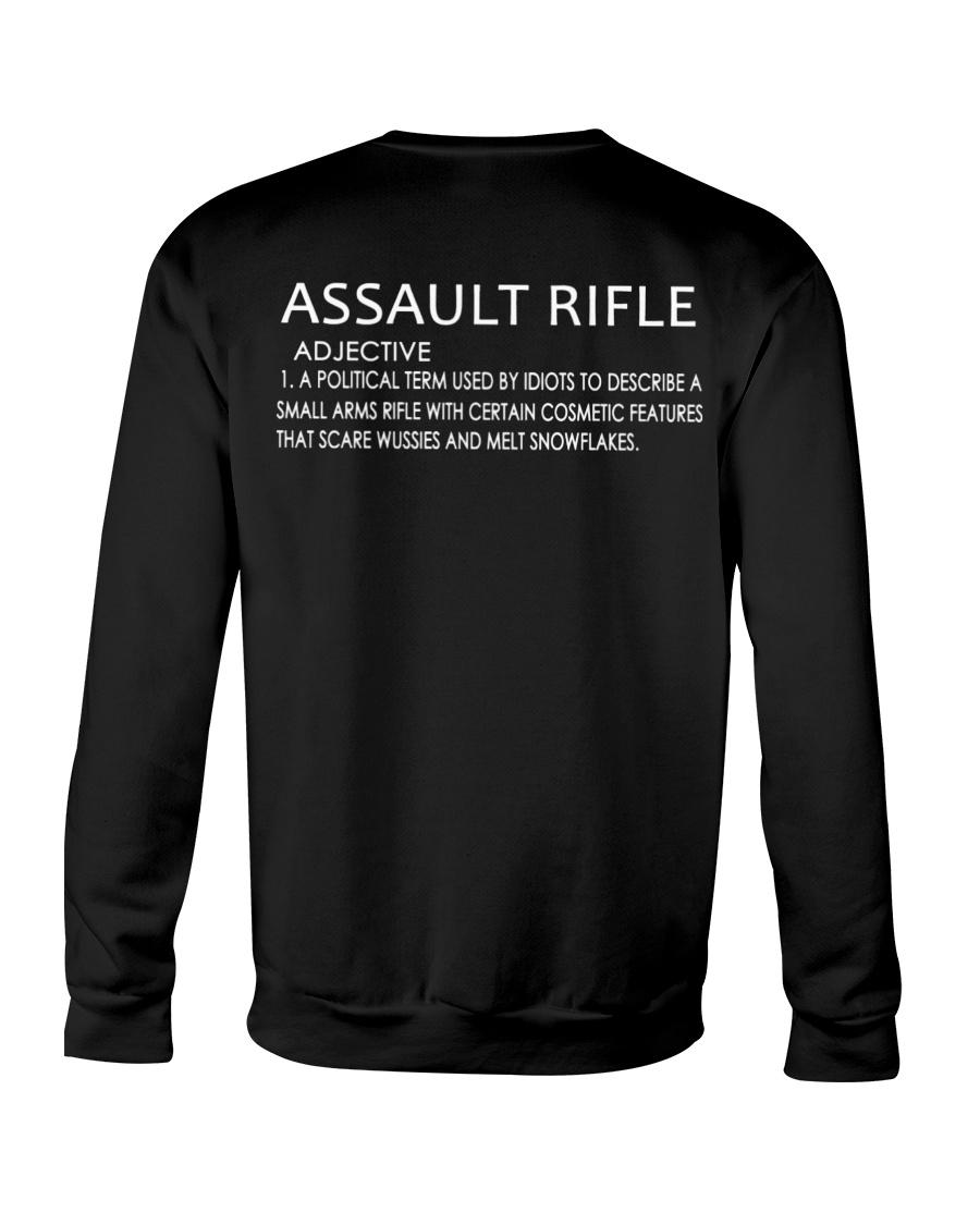 Assault Rifle Shirt 25