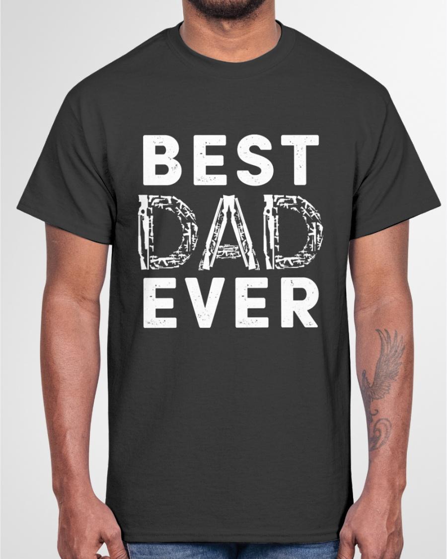 Best Dad Ever Shirt 19