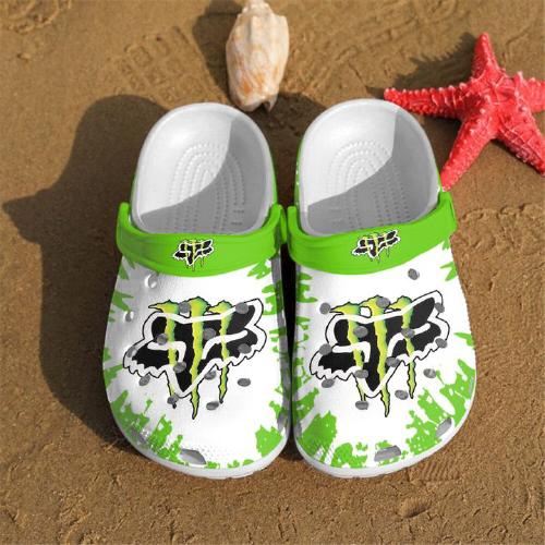 Fox Monster Crocs Clog Shoes 2