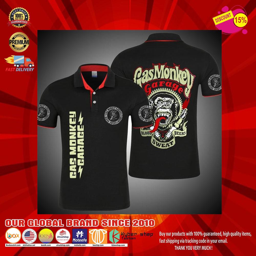 Gas Monkey Garage Blood Beers Sweat8
