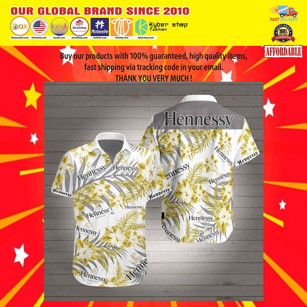 Hennessy Cognac hawaiian shirt7