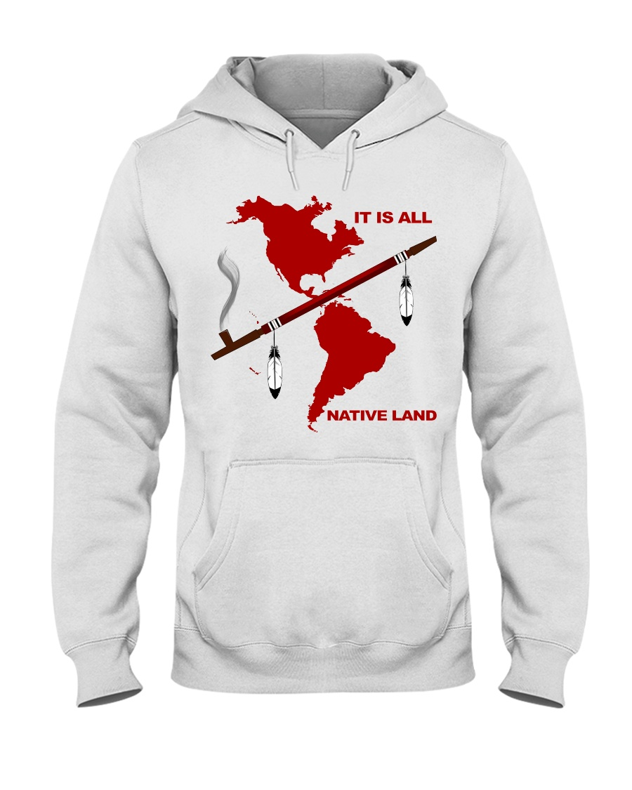 It Is All Native Land Shirt 25