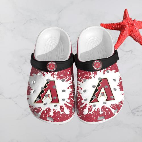 Mlb Arizona Diamondbacks Crocs Clog Shoes 5