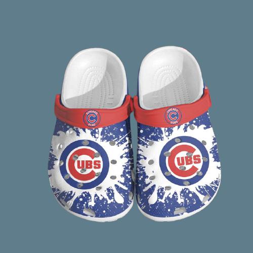Mlb Chicago Cubs Crocs Clog Shoes 2